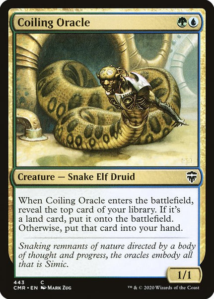 Coiling Oracle [CMR]