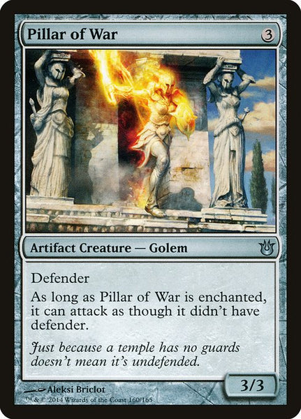 Pillar of War [BNG]