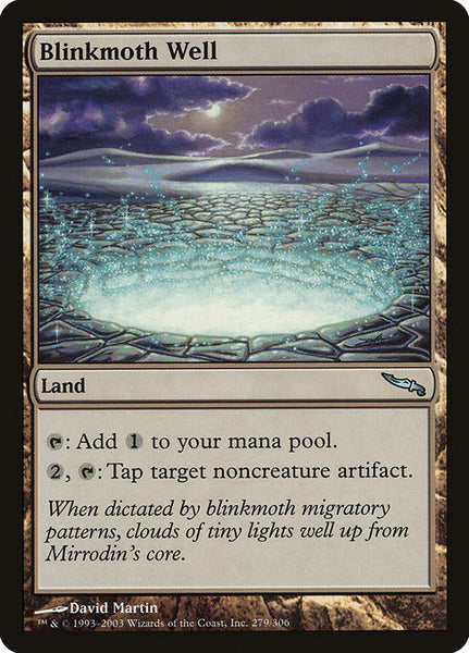 Blinkmoth Well [MRD][Foil]