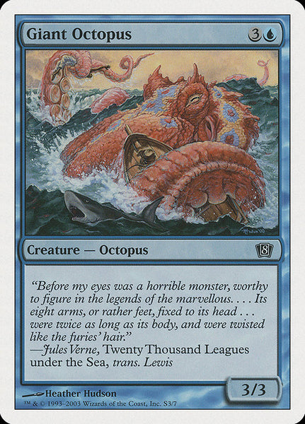 Giant Octopus [8ED]