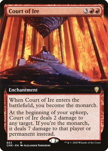Court of Ire [CMR][Extended Art]