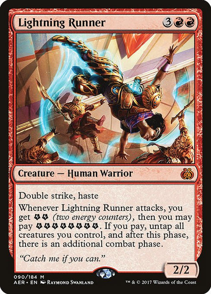 Lightning Runner [AER]
