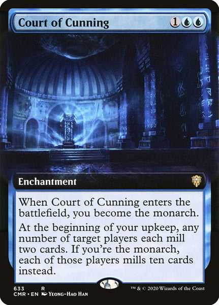 Court of Cunning [CMR][Extended Art]