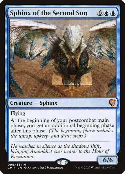 Sphinx of the Second Sun [CMR]
