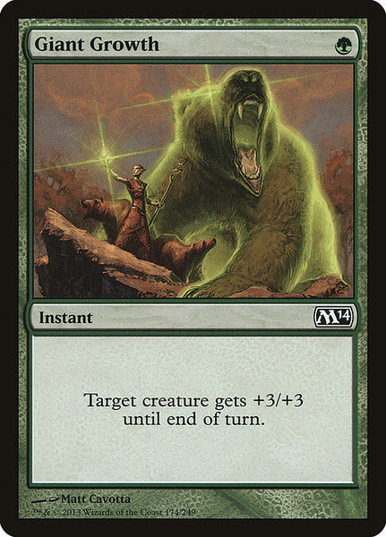 Giant Growth [M14]