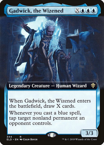 Gadwick, the Wizened [ELD][Extended Art]