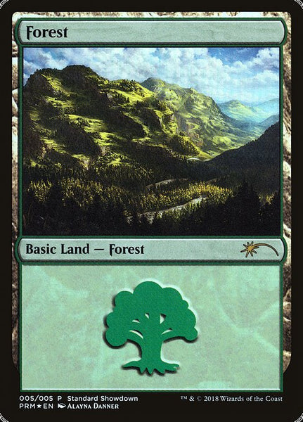 Forest [PSS3][5][Foil]