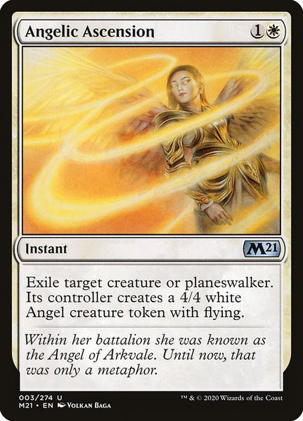 Angelic Ascension [M21]