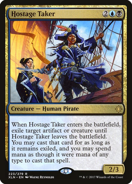 Hostage Taker [XLN]