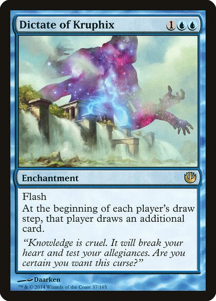 Dictate of Kruphix [JOU][Foil]