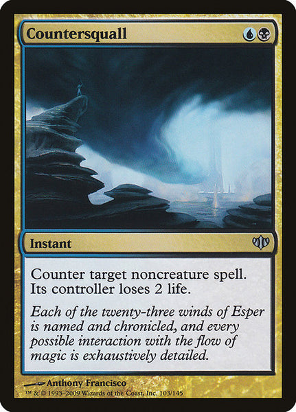 Countersquall [CON][Foil]