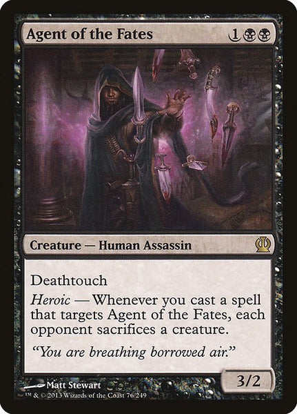 Agent of the Fates [THS][Foil]