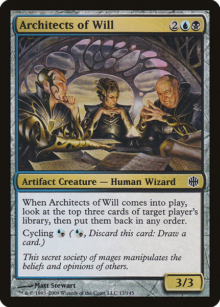 Architects of Will [ARB][Foil]