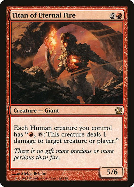 Titan of Eternal Fire [THS]