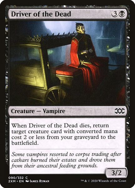 Driver of the Dead [2XM]
