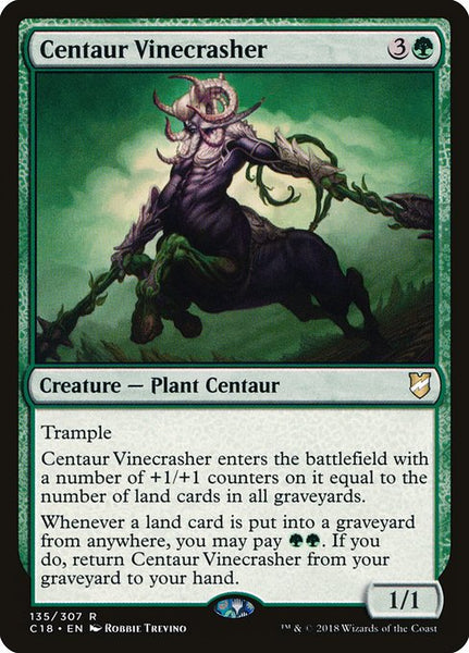 Centaur Vinecrasher [C18]