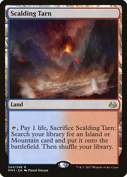 Scalding Tarn [MM3]