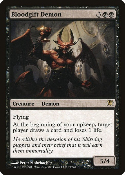 Bloodgift Demon [ISD][Foil]
