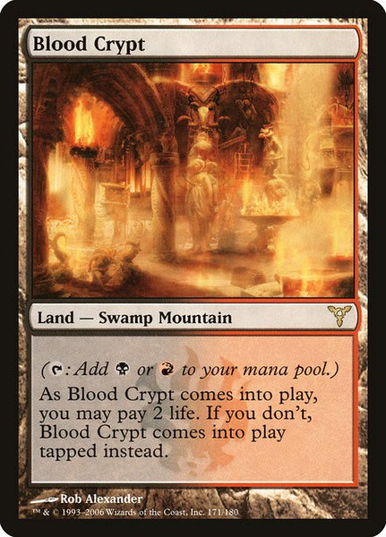 Blood Crypt [DIS][Foil]