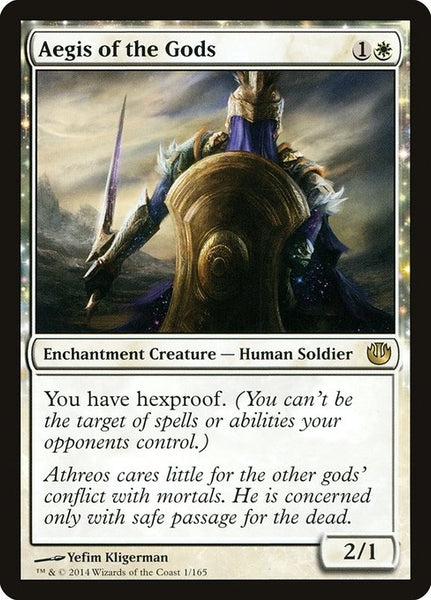 Aegis of the Gods [JOU][Foil]