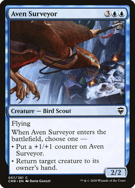 Aven Surveyor [CMR]