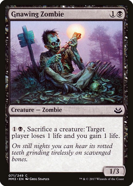 Gnawing Zombie [MM3]