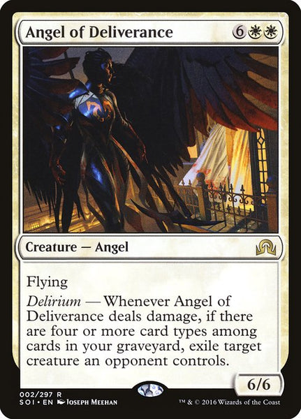 Angel of Deliverance [SOI][Foil]