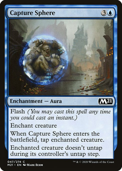 Capture Sphere [M21]