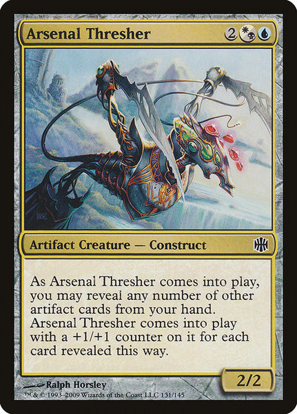 Arsenal Thresher [ARB]