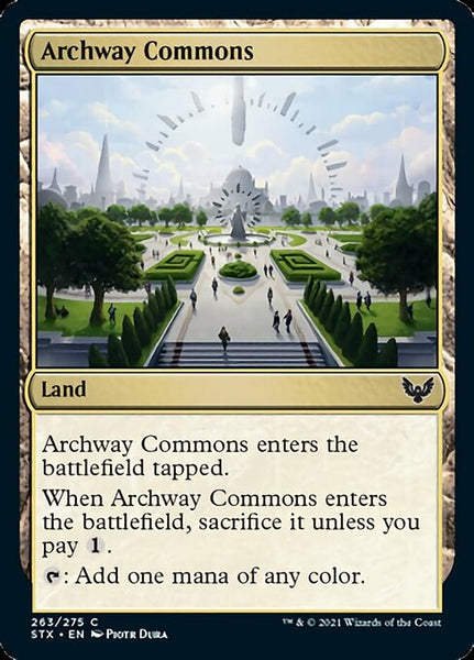 Archway Commons [STX]