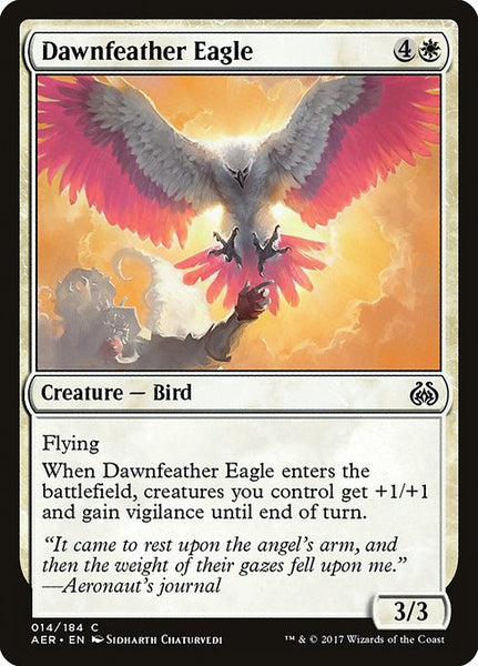 Dawnfeather Eagle [AER]