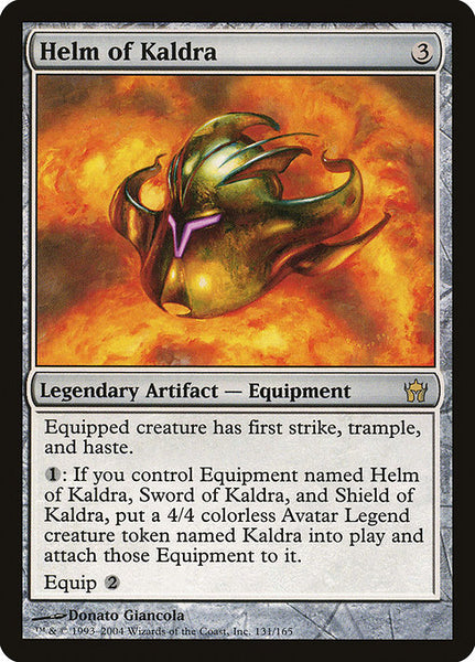 Helm of Kaldra [5DN]
