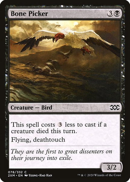 Bone Picker [2XM][Foil]