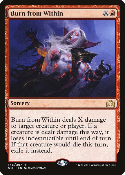 Burn from Within [SOI][Foil]