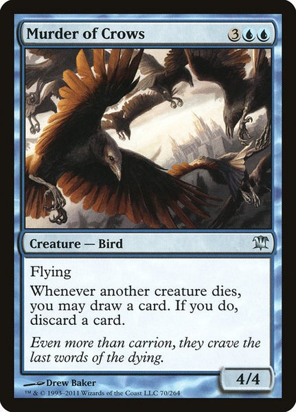 Murder of Crows [ISD]