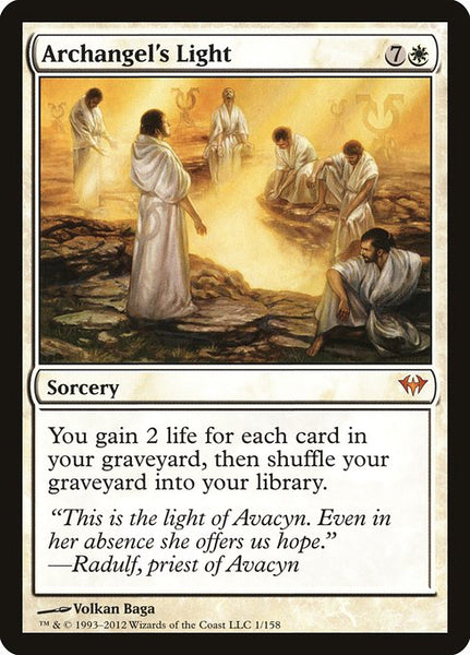 Archangel's Light [DKA]