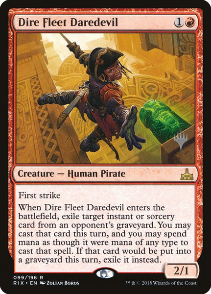 Dire Fleet Daredevil [PRIX]