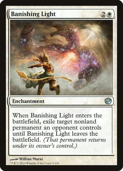 Banishing Light [JOU][Foil]
