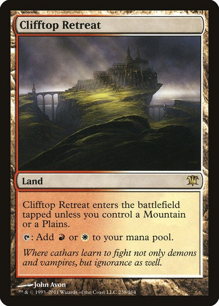 Clifftop Retreat [ISD][Foil]