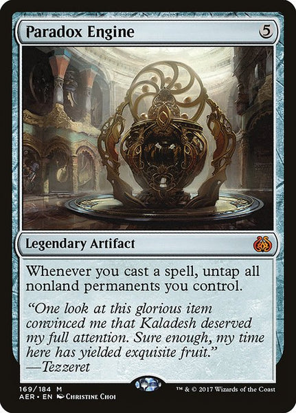 Paradox Engine [AER]
