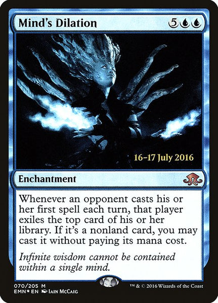 Mind's Dilation [PEMN][Foil]