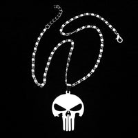 Punisher Pendant Necklace