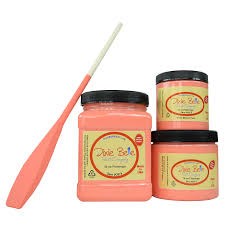 Flamingo Chalk Mineral Paint