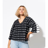 Forward Backward Blouse