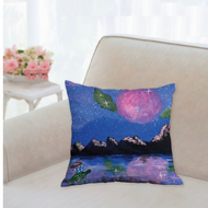Midsummer's Night Dream Accent Pillow