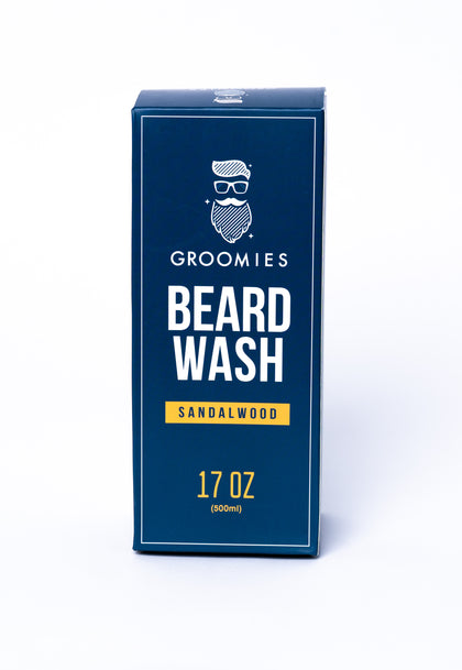 Beard Wash - 17oz - Sandalwood