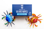 Beard Wipes - Box of 30