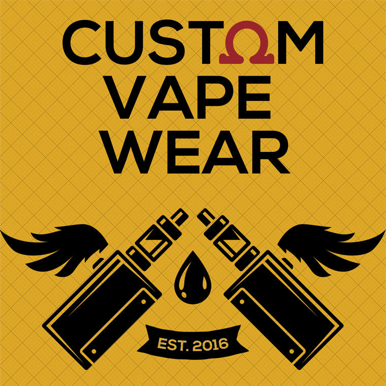 Custom Vape Wear