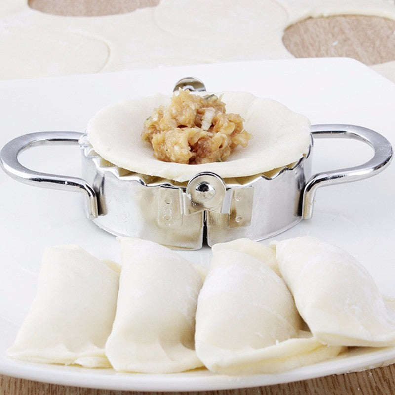 Set of Stainless Steel Dumpling Mould-wow factor store