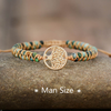 Image of Handmade Natural African Jasper Stone Bracelets - wow factor store
